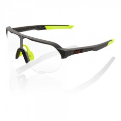 Gafas 100% S2 soft tact cool grey fotocromatica