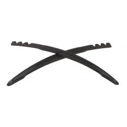 Oakley Jawbreaker 9290 patillas recambio negras