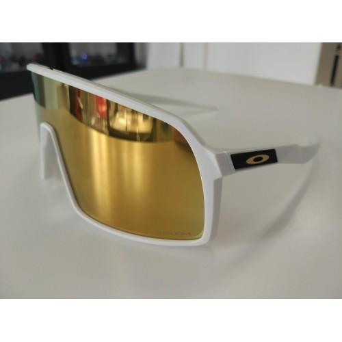 limpido in vista i più votati più recenti ultima moda Oakley Sutro 9406 custom white